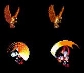 (둥글게 몸을 말아서 떨어진다. 상대가 막으면 오히려 나코루루가 강제로 잡을 수 있다...)