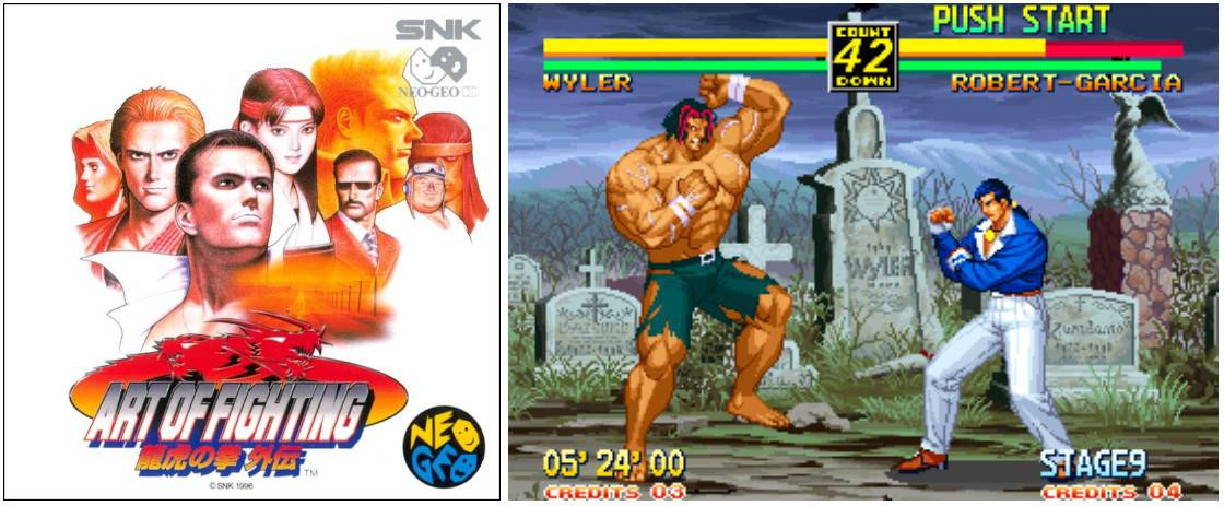 (SNK에게 극심한 타격을 준 게임, '용호의권 외전' (사실상 3)